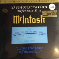 McIntosh Demonstration Reference Disc vinyl 2-LP