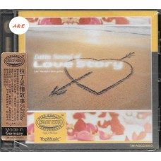 Latin Sound of Love Story Alloy Gold CD