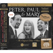 Peter Paul & Mary The Original Debut Album Single Layer SACD
