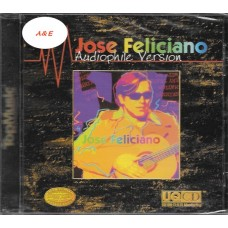 Jose Feliciano Audiophile Version Alloy Gold CD