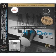 Densen Edmundo Ros & His Orchestra Hi-Fi Dance SACD