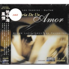 Lex Vandyke Historia De Un Amor CD