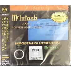 McIntosh MC611 Demonstration Reference Disc SACD
