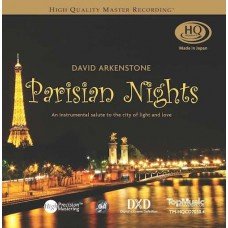 David Arkenstone Parisian Nights HQCD