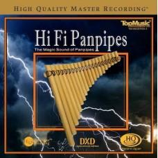 HiFi Panpipes HQCD