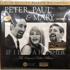 Peter Paul & Mary If I Had a Hammer The Original Debut Album LP