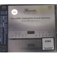 Burmester Incredible Audiophile Sound Selection SACD