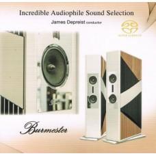 Burmester Incredible Audiophile Sound Selection SACD 2020 Edition