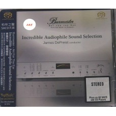 Burmester Incredible Audiophile Sound Selection SACD