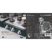 Ben Webster My Romance Audiophile Version LP