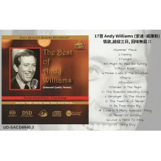 The Best of Andy Williams SACD Enhanced Quality Version