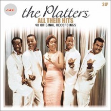 The Platters All their Hits 2-LP