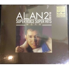 Alan Tam 譚詠麟 Greatest Hits Vol.2 UPM24K CD Japan