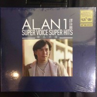Alan Tam 譚詠麟 Greatest Hits Vol.1 UPM24K CD Japan