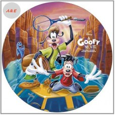 A Goofy Movie Soundtrack LP Picture Disc