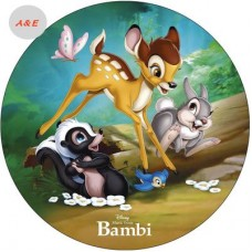 Bambi Soundtrack LP Picture Disc