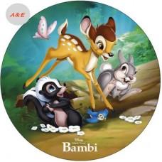 Bambi Soundtrack LP Picture Disc