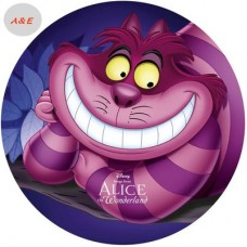 Alice In Wonderland Soundtrack LP Picture Disc