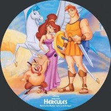 Hercules Soundtrack LP Picture Disc