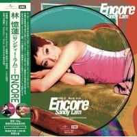 Sandy Lam 林憶蓮 Encore Version 2 圖案膠 LP