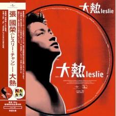 Leslie Cheung 張國榮 大熱 圖案膠 LP