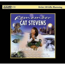 Cat Stevens Remember The Ultimate Collection K2HD CD