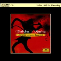 Salvatore Accardo Paganini Diabolus In Musica K2HD CD