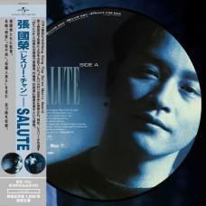 Leslie Cheung 張國榮 Salute Version 1 圖案膠 Picture LP