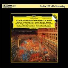 Herbert von Karajan Albinoni Adagio K2HD CD