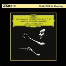 Carlos Kleiber Beethoven Symphonies Nos.5 & 7 K2HD CD