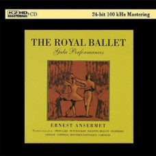 Ernest Ansermet Royal Ballet Gala K2HD 2-CD