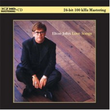 Elton John Love Songs K2HD CD