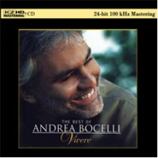 Andrea Bocelli Vivere The Best Of K2HD CD