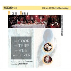 Michael Nyman The Cook The Thief The Wife and Her Lover K2HD CD