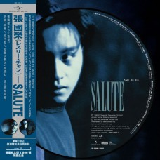 Leslie Cheung 張國榮 Salute Version 2 圖案膠 Picture LP
