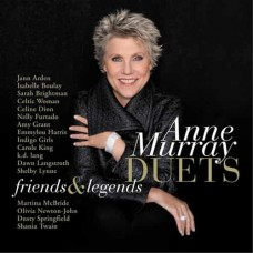 Anne Murray Duets Friends & Legends SACD