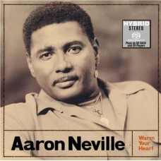 Aaron Neville Warm Your Heart Hybrid SACD CD Limited No. Japan