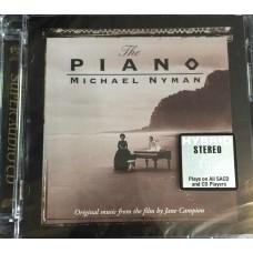Michael Nyman Piano SACD