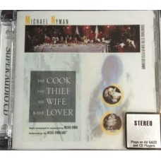 Michael Nyman The Cook The Thief His Wife & Her Lover SACD