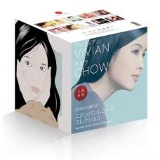 Vivian Chow 周慧敏 日本唱片誌 9CD +DVD Collection Box Set