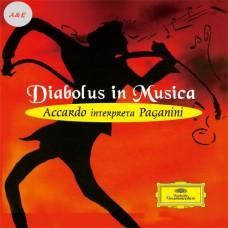 Accardo interpreta Paganini Diabolus In Musica 2-LP