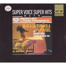 Frederick Fennell Hi-Fi A La Espanola Popovers UPM24K CD