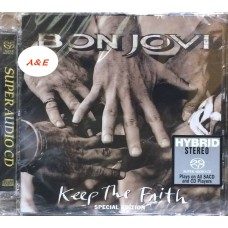 Bon Jovi Keep the Faith SACD