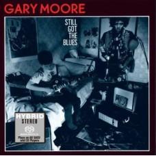 Gary Moore Still Got The Blues SACD