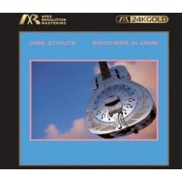 Dire Straits Brothers In Arms ARM 24K Gold CD