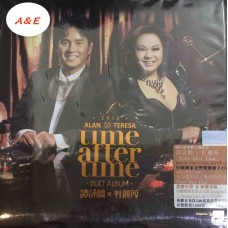 Alan Tam Teresa 譚詠麟 杜麗莎 Time After Time 黑膠 LP Vinyl