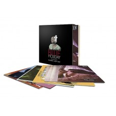 Billie Holiday Classic Lady Day 5-LP Boxset