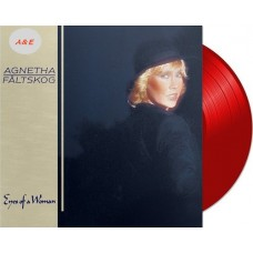 Agnetha Faltskog Eyes of a Woman LP Red Vinyl