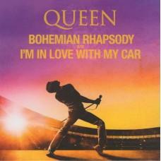 "Queen Bohemian Rhapsody 7"" Coloured Vinyl"