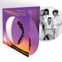Queen Bohemian Rhapsody Picture Disc LP